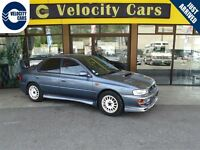 2000 Subaru Impreza WRX STi Version 6 149K's 4WD TURBO 276hp 1YR