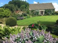 Assistant Gardener required for a large garden on a private estate.