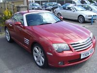 CHRYSLER CROSSFIRE AUTO 3.1 2004