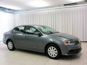 2016 Volkswagen Jetta 1.4L Turbo! Trendline Plus! A/C, Heated Se