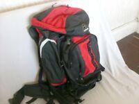 Eurohike Wilderness Rucksack 70 L + 10L VGC 80 L