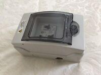 MK Shower Consumer Unit IP65 63A RCD