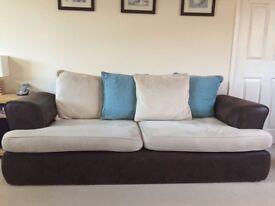 2 and 3 seater Sofa. Immediate pickup