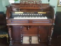 1864 Mason & Hamlin organ