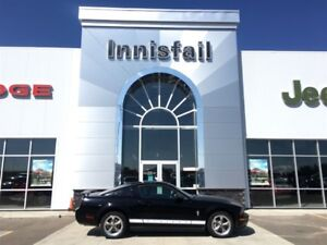 2006 Ford Mustang V6 Low Km Local Trade
