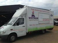 Mercedes food truck ready to roll, high spec, spacious, new equipment, ideal for festivals, weddings
