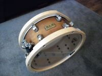 TAMA SLP 14 x 6.5 Snare with Maple hoops