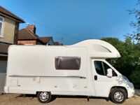 BESSACARR E435 MOTORHOME 2008 - SUPER CONDITION