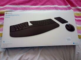 Microsoft Sculpt Ergonomic Keyboard Set - Brand New