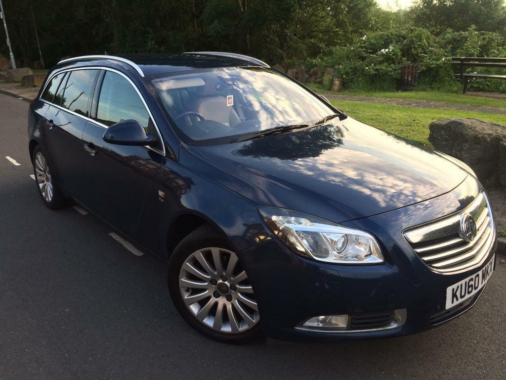 2010 60 vauxhall insignia elite tourer 2 0 cdti 6 speed estate leather p sensors xenons. Black Bedroom Furniture Sets. Home Design Ideas