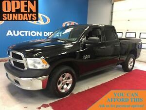 2013 Ram 1500 4X4! ALLOYS! QUAD CAB! FINANCE NOW!
