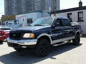 2003 Ford F-150 Lariat/CERTIFIED