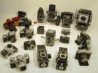 We buy Old Photography Cameras lenses & Equipments NOUS ACHETON