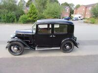 Austin 10/4 1933 Classic car