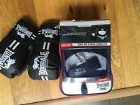 Junior Boxing Gloves and hook and jab pads