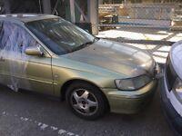 Honda Accord 1999 model.