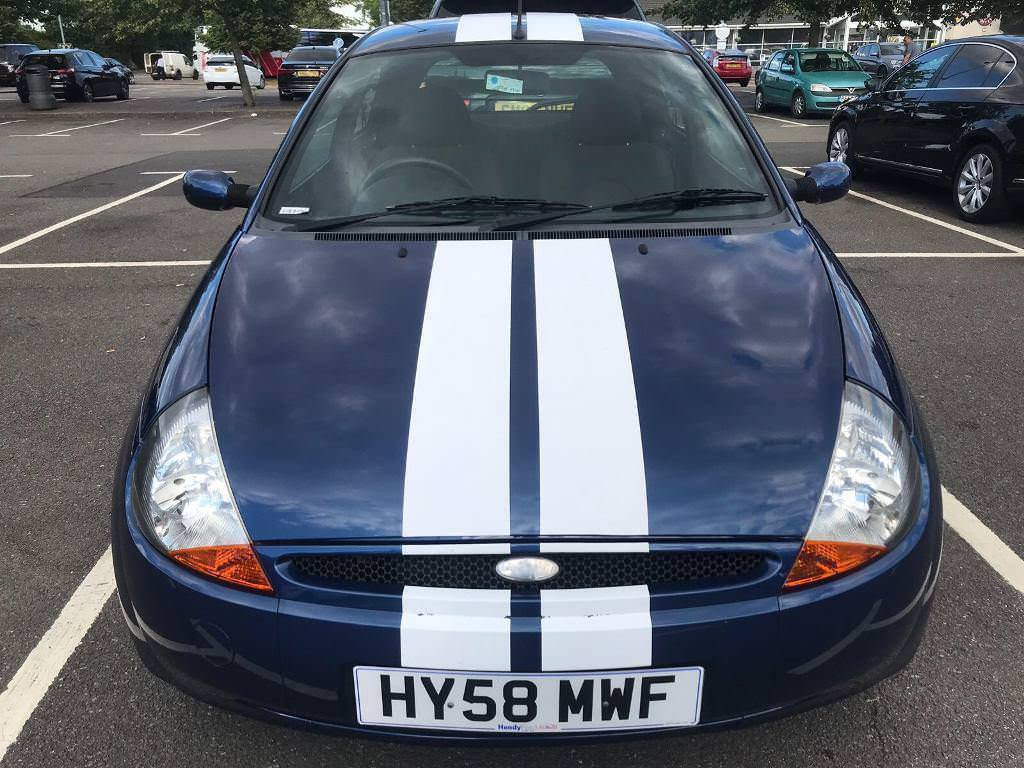 Ford Ka K Miles Only Excellent Condition Low Insurance
