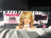 Mark Hill curling iron