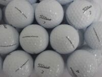 20.TITLEIST PRO V1 GOLFBALLS IN EXCELLENT CONDITION