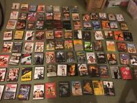DVD collection - 96 movies