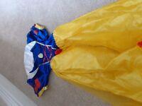 Age 9-10 Snow White Dress