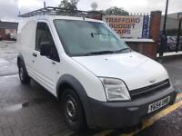 Ford Transit Connect 1.8 TDci, 12 months MOT, good work van, priced to sell.