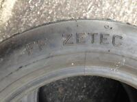 Slick tyres Escort Mk2 Mini Chevette Slicks