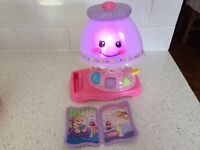 Bundle quality baby girl toys Fisher Price Leap Frog Bright Starts