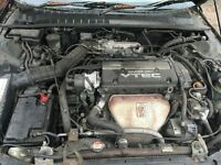 1995 JDM Honda Prelude 2.2i VTEC H22A BB4 Engine & Auto Gearbox in Chassis ** Delivery Available! **