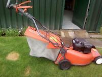 Husquavana self drive mower
