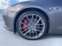 Miniature 11 Voiture Européenne d'occasion Maserati Quattroporte 2017