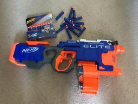 Nerf gun hyper fire relief!