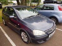 Vauxhall Corsa 1.4 i 16v SXi Hatchback 3dr,1 YEAR MOT. HPI CLEAR. FULL MAIN DEALER HISTORY
