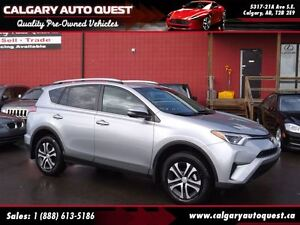 2016 Toyota RAV4 LE ALL WHEEL DRIVE/BACK UP CAMERA/MUST SEE