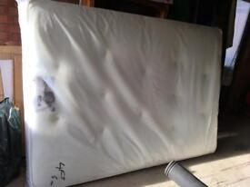Brand New Double memory foam mattress-still in wrapping