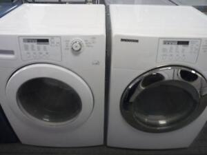 11- Laveuse Sécheuse Frontales SAMSUNG   Frontload Washer Dryer