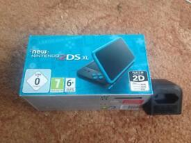 New Nintendo 2DS XL **BRAND NEW NEVER USED**