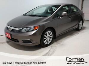 2012 Honda Civic EX - Bluetooth | New tires | Sunroof