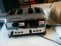 4 Slice Toaster new out of box