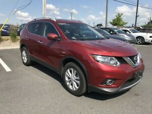 2015 Nissan Rogue SV AWD TOIT PANO NAV 7 PASSAGERS CAMERA RECUL