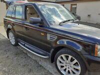Land Rover, RANGE ROVER SPORT, Estate, 2008, Other, 3630 (cc), 5 doors