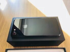iPhone 7 jet black 128gb unlocked