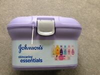 Johnsons filled chest - security seal unbroken
