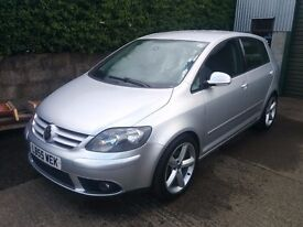2005 VW Golf Plus 1.9 TDI 170bhp *** NEW clutch just fitted and full valet*** £2800