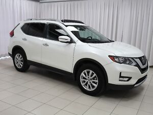 2018 Nissan Rogue WHAT A GREAT DEAL!! SV AWD SUV w/ SUNROOF, BAC