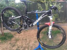 Giant Trance X3 2012 (Size SMALL)