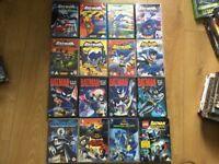 Kids various Batman dvds
