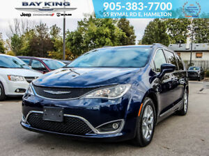 2018 Chrysler Pacifica TOURING-L PLUS, STOW N GO, SLIDING DOORS,