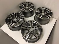 "18"" 19"" ALLOYS WHEELS FIT ALL 5X120 BMW SERIES 1 2 3 4 5 6 7 M3 M4 M5 M6 1M F10 F12 F30 M SPORT"