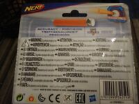 Nerf gun with bullets new